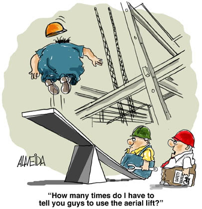 Safety Comic Of The Day Ehs Safety News America