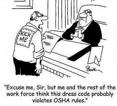 Dress Code.....