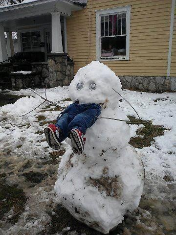 Winter Snow Safety