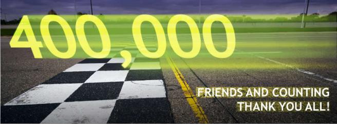 400 000 hits