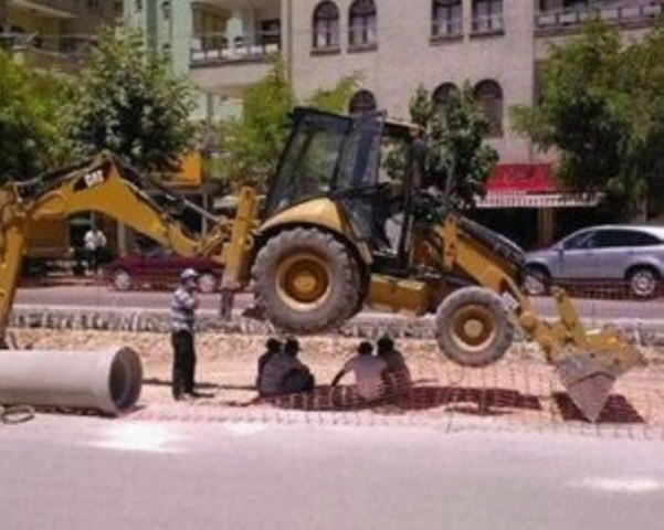 Hope the hydraulics hold up
