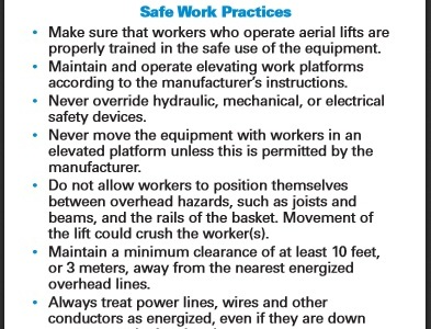 Ehs Safety News America Ehs News Workplace Safety And