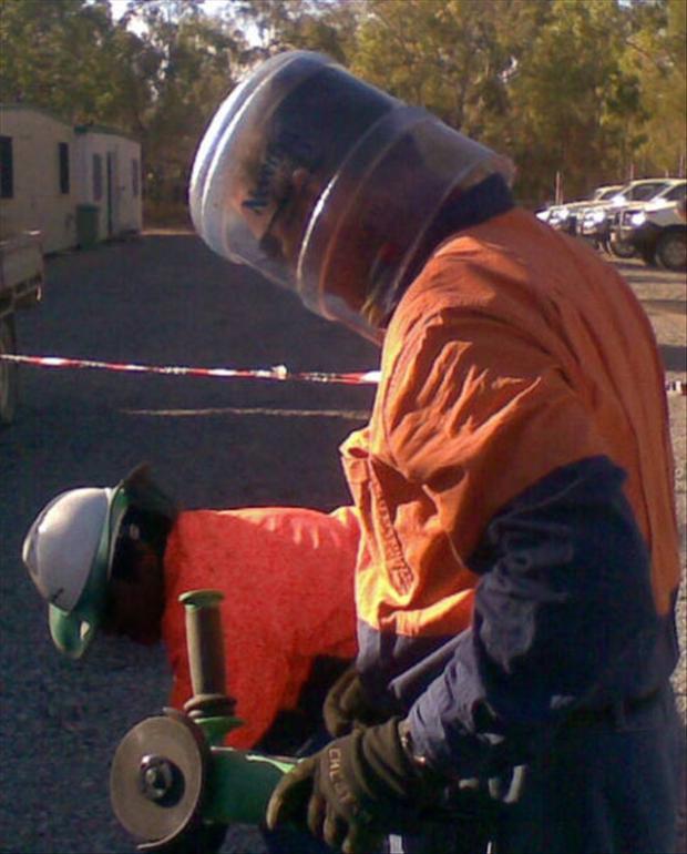 Acceptable PPE??