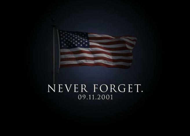 9-11-2001 Flag