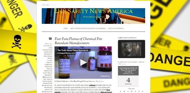 EHS Safety News May 6 2012
