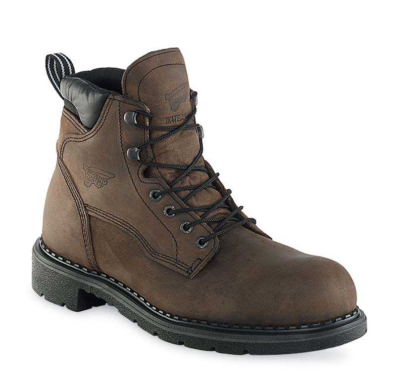 Red Wings Work Shoes Steel Toe