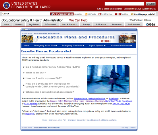 Evacuation Plans and Procedures eTool - What is an Emergency Action Plan- 2014-01-21 14-40-32
