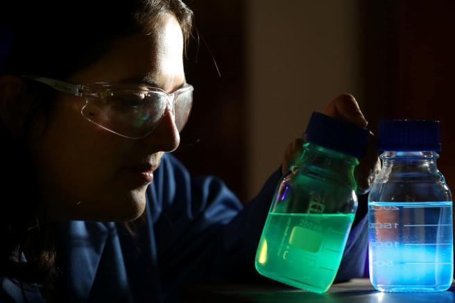Glow in Dark Chem
