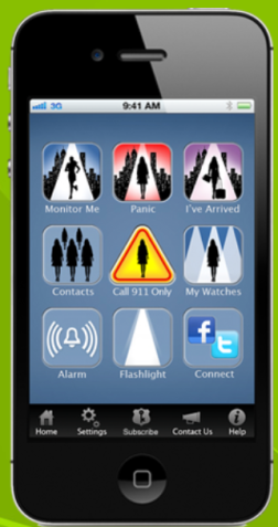 WatchMe911 Phone App - Check It Out!