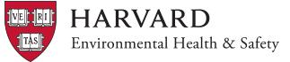 EHS-logo harvard