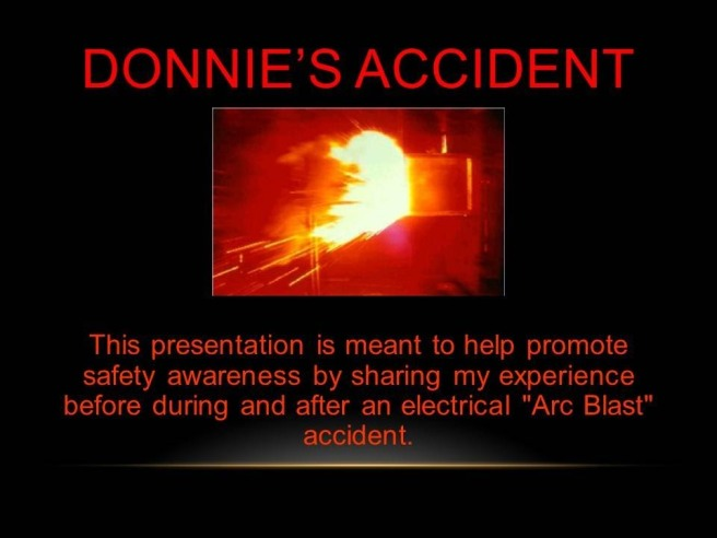 Donnie's Accident