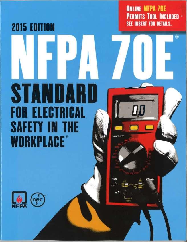 NFPA-70E-2015