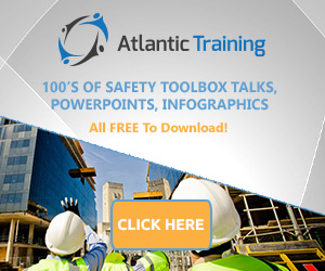 Atlantic Training - 100's of safety toolbox talks, powerpoints, infographics