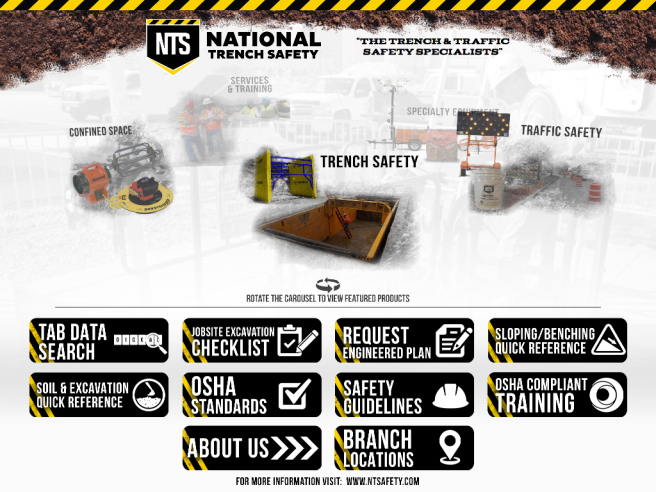 National Trench Safety Releases Mobile App For The