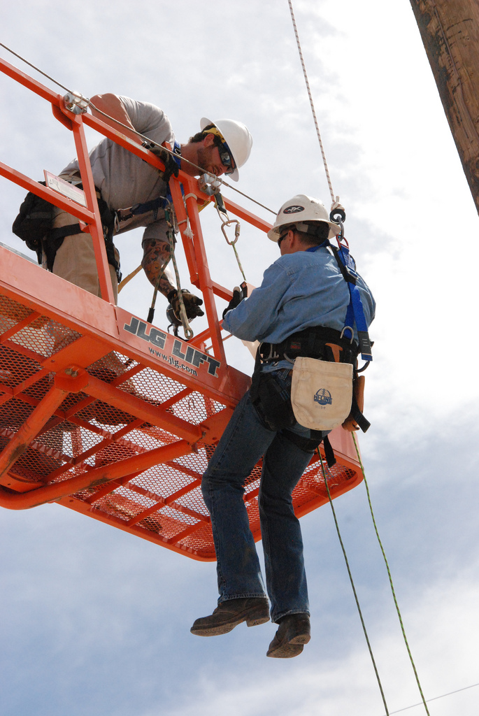 OSHA's Top Citation:  Fall Protection: New Gear, New Regulations and New Standards – What Every EHS Pro Should Know!