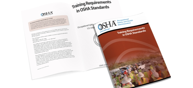 free osha safety training requirements