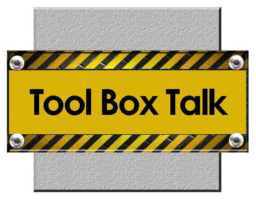 "100 Tool Box Talks & Safety Meeting Topics In ""English"