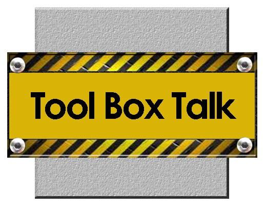 "100 Tool Box Talks & Safety Meeting Topics In ""English"